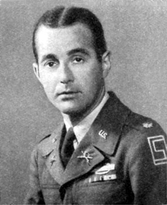 Major Joe Lipsius